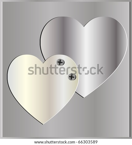 background two heart
