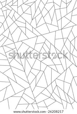 background with a net of fine black lines