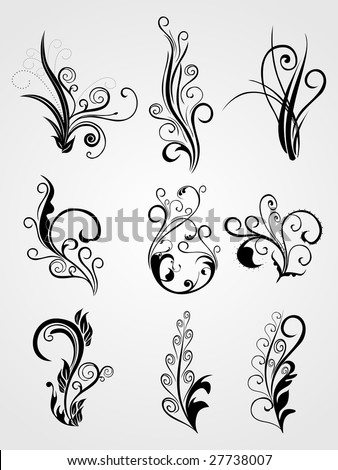 Designtattoo Online on Flower Design Tattoos   Tattoo Pictures Online