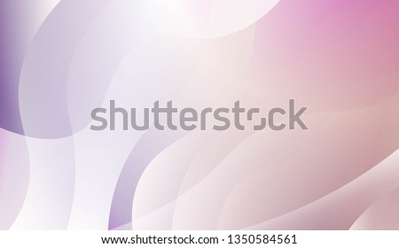 Background With Color Gradient Geometric Shape. For Business Presentation Wallpaper, Flyer, Cover. Vector Illustration with Color Gradient