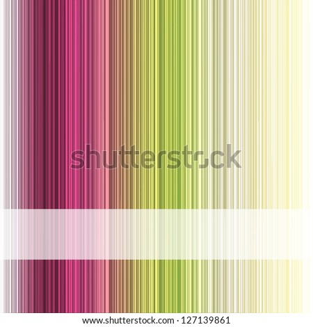 Background with colorful lines