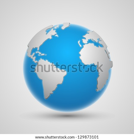 background with earth