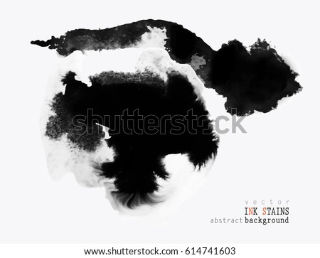 background with ink stains. ink splattered. abstract background