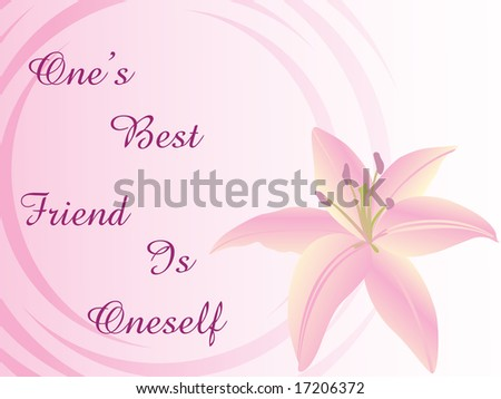 flower background wallpaper. stock vector : ackground with