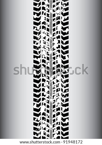 background with special black tire design
