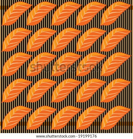 background with sushi and mat