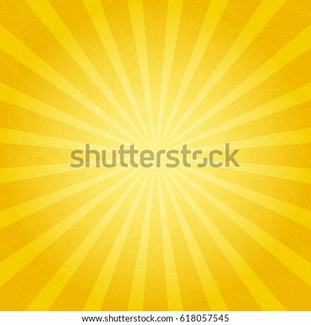 backgrounds ray or abstract sun rays. Sun Sunburst Pattern. Vector illustration. Abstract background of the shining sun-rays. Sun rays, Old paper with stains.