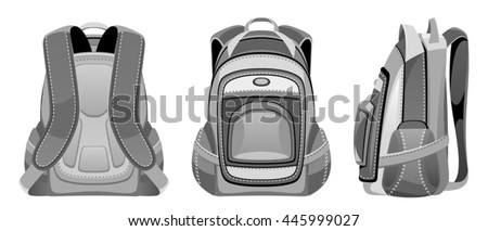 Backpack position