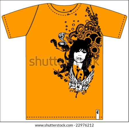 t Shirt Printing Design Your Own Bad Woman T-shirt Print Design