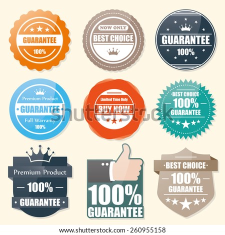 badge guarantee  best choice
