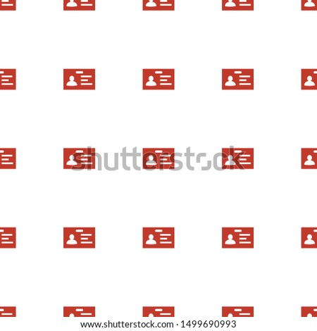 badge icon pattern seamless white background. Editable filled badge icon. badge icon pattern for web and mobile.