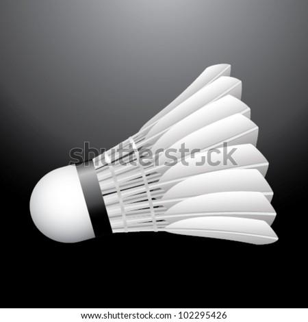 badminton ball