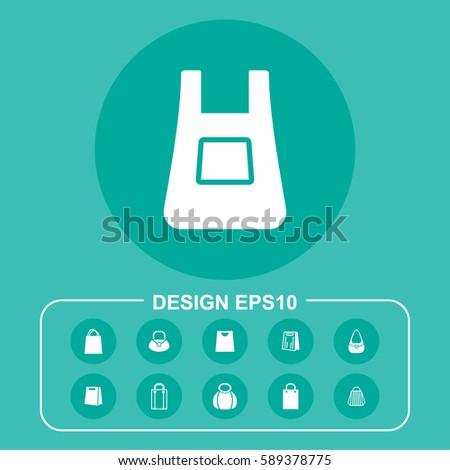 Bag pictograph