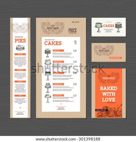 bakery corporate identity