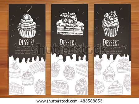 bakery desserts and sweets