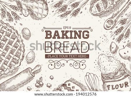Baking Bread Frame