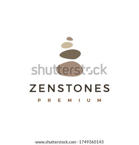 balancing rock zen stone stones