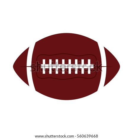 ball american football oval