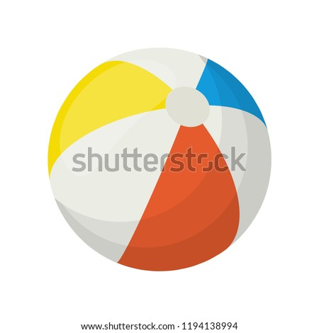 ball for playing volleyball or