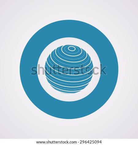 ball icon ball icon vector