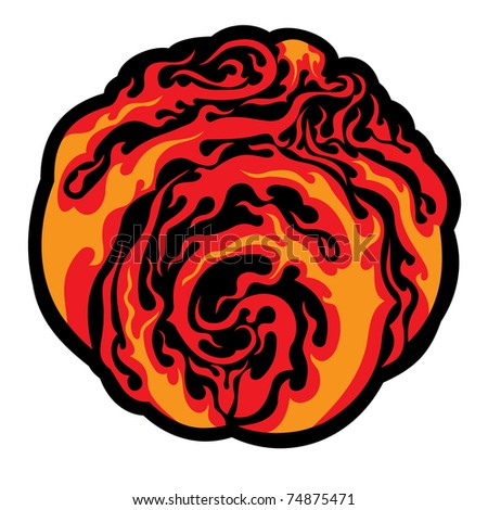 ball of the fire