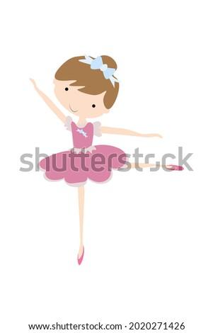 ballet dancera little