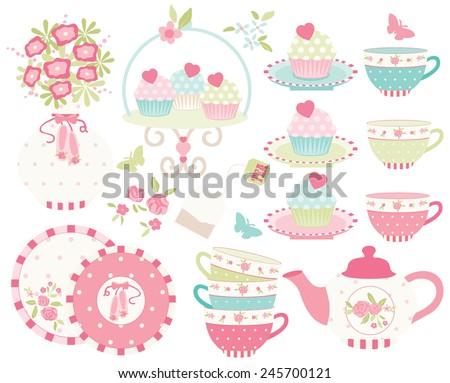 Ballet Princess Tea Garden - 2
