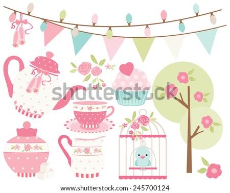 ballet princess tea garden   1