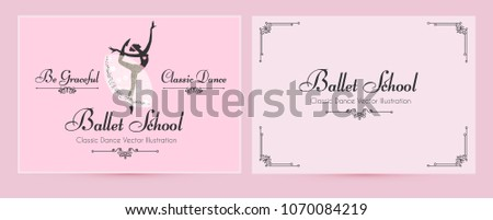 stock-vector-ballet-school-flyer-template-elegant-cards-with-ballerina-silhouette-with-soft-tutu-theatre