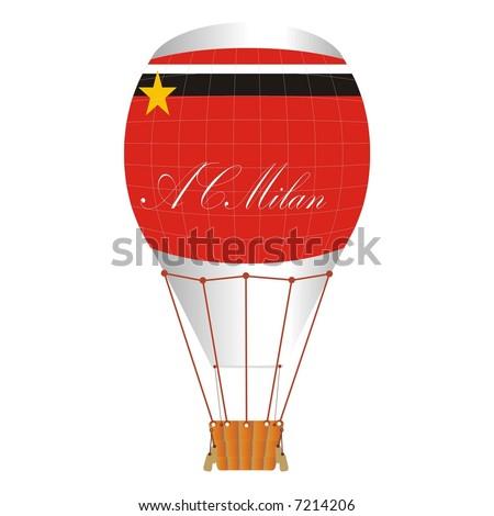 balloon of milan