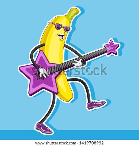 banana character plays the