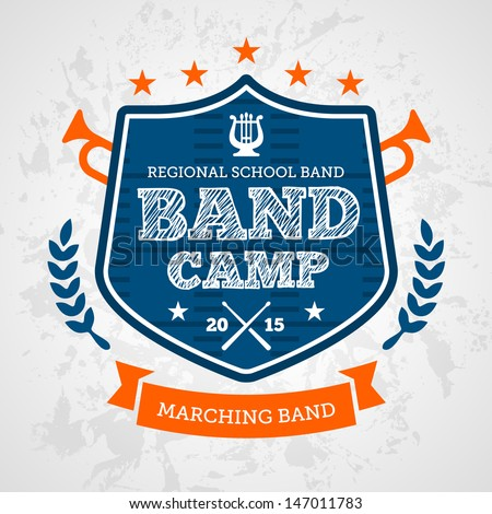band camp marching drum corp
