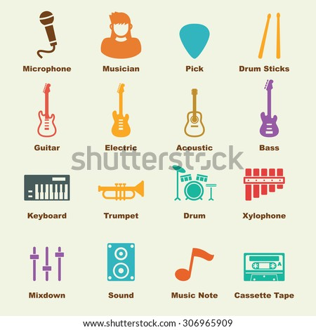 band elements  vector