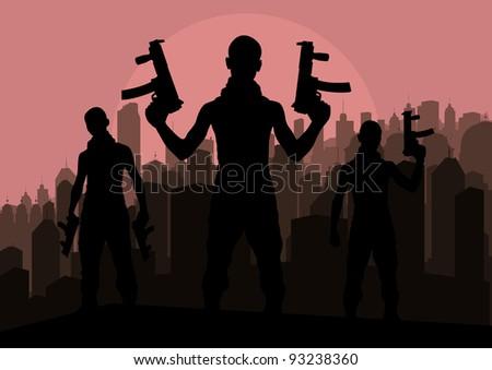 bandits and criminals