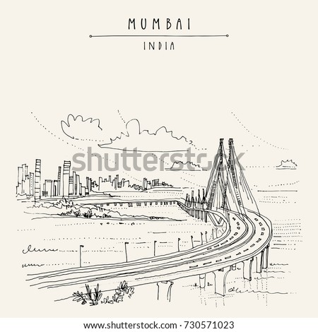 bandra worli sealink  rajiv...