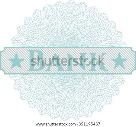 Bank linear rosette