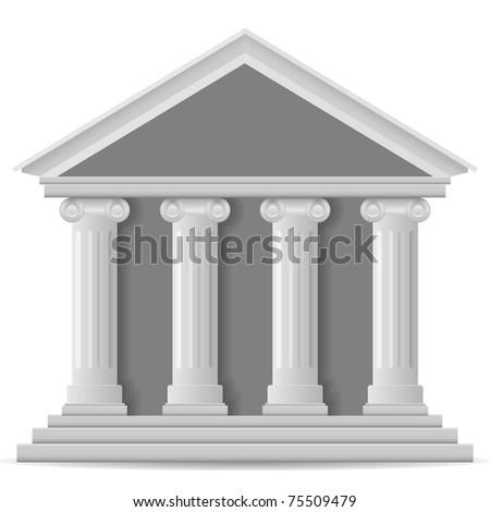 Bank, vector eps version 8