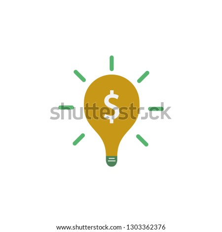 Banking, idea icon. Element of Web Money and Banking icon for mobile concept and web apps. Detailed Banking, idea icon can be used for web and mobile