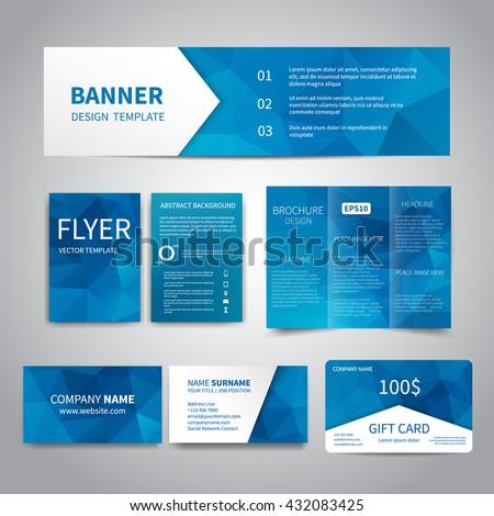 banner  flyers  brochure