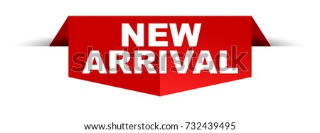 banner new arrival