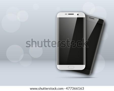 banner smartphone samsung image