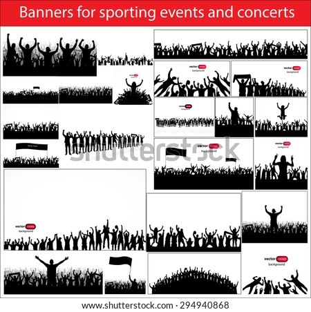 banners for sporting events and