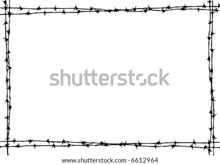 Barbed Wire Graphics - Download Free Vector Art, Stock Graphics & Images