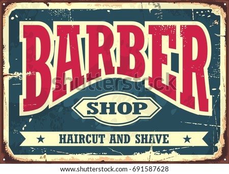 barber shop hipster haircut and ...