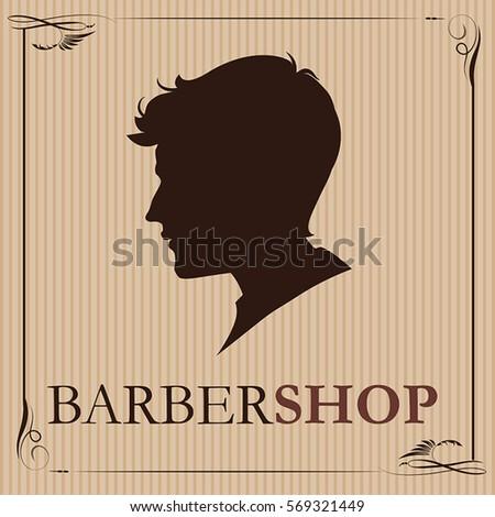 barbershop logo vintage 2