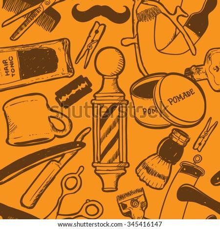 barbershop pattern 2