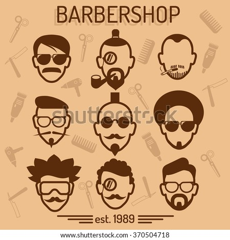 barbershop set hairstyles