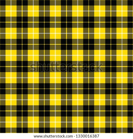 Barclay's modern tartan. Seamless pattern of a traditional Scottish tartan of Barclay's clan for fabric, kilts, skirts, plaids. Frequent, small weaving.