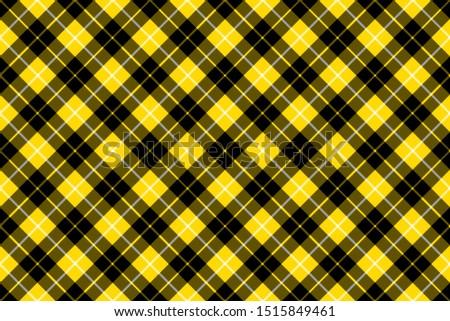 Barclay Tartan. Seamless rectangle pattern for fabric, kilts, skirts, plaids. Diagonal cell