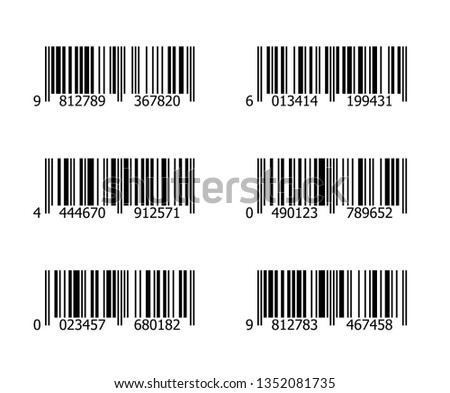 Barcode Scanner Icon Set - Download Free Vectors, Clipart